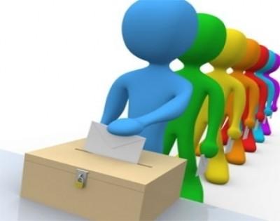 الانتخابات