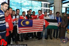 الحركة الماليزية الفلسطينية