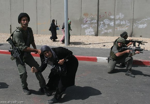 الاعتداء على فلسطين
