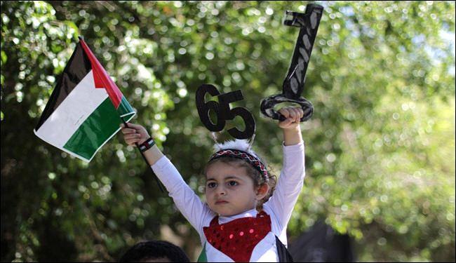 النكبة شاهد تخاذل حكام العرب حيال فلسطين+فيديو
