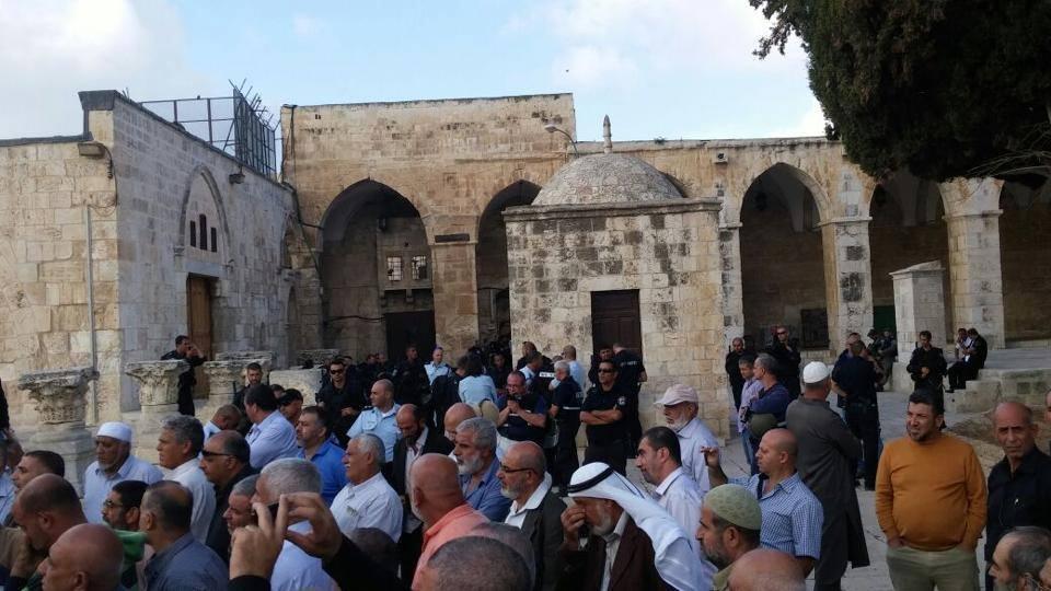 Photo of القدسُ ضحيةُ الغزلِ الصريحِ بين العربِ والاحتلالِ