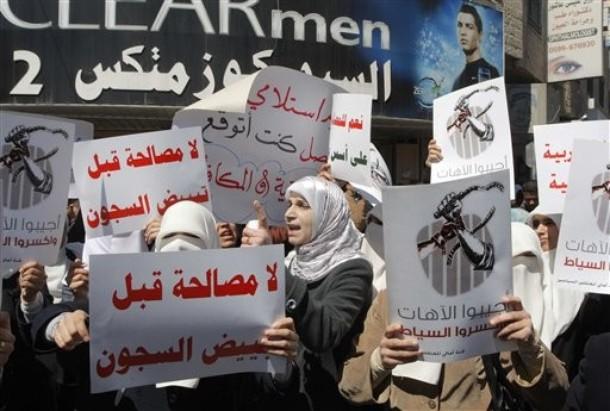 Mideast Israeli Palestinians