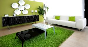 sala-con-alfombra-verde