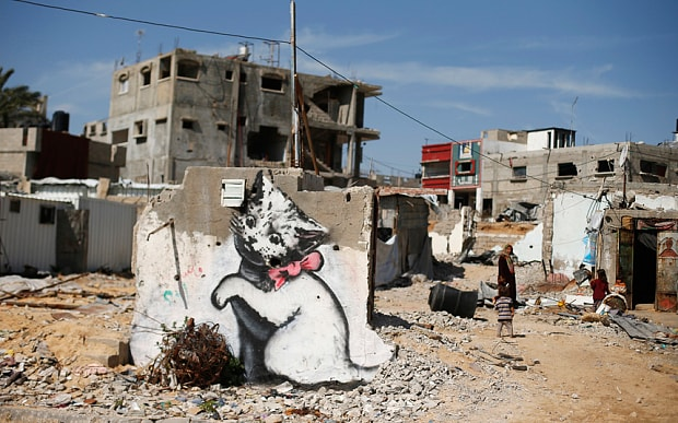 Photo of الجرافيتي .. خربشة أَم قِيمٌ جماليةٌ، ورسالةٌ وقضيةٌ