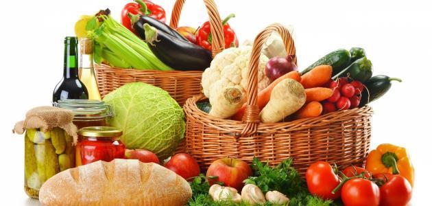 Photo of خمسُ حصصٍ لنظامٍ غذائي صحيٍّ