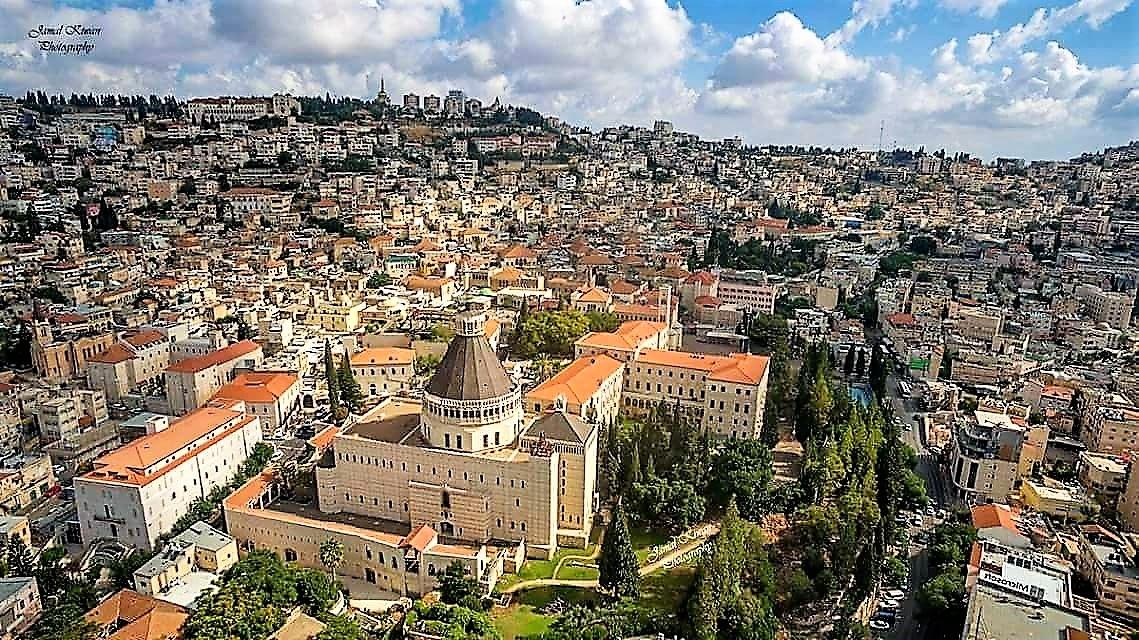 "Photo of ""الناصرة"" مدينةُ الأضواءِ والجمالِ والآثارِ"