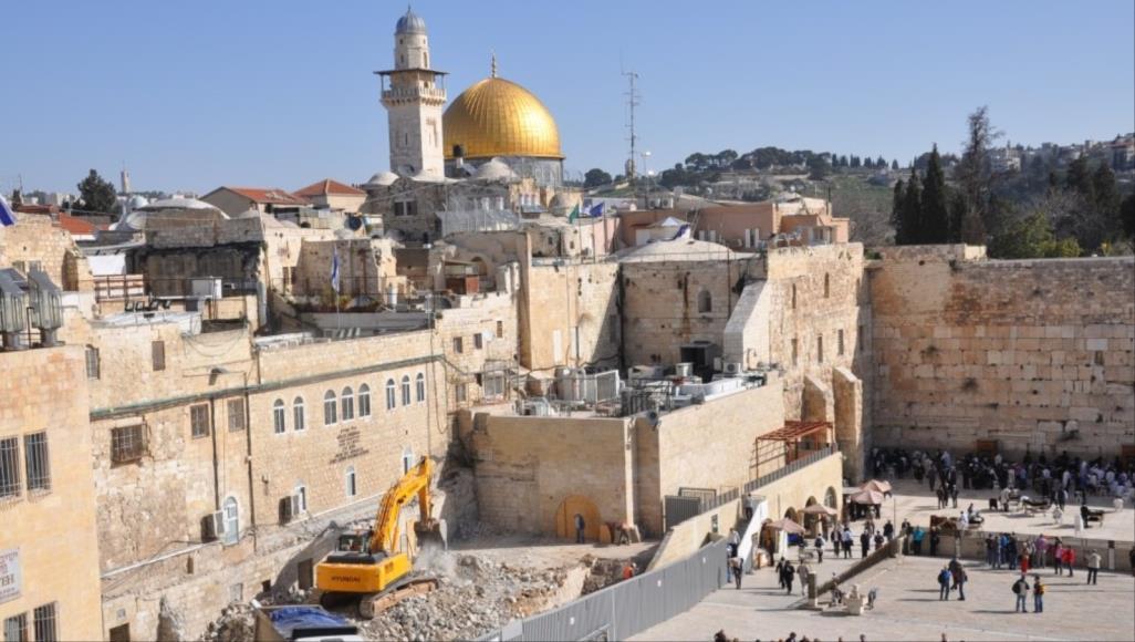 Photo of النظرة الصهيونية تجاه المسجد الأقصى المبارك