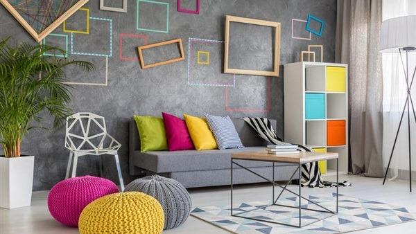 Photo of طرُقٌ بسيطةٌ  لتنظيمِ غرفةِ المعيشةِ