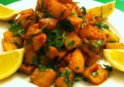 Photo of البطاطا الحارة