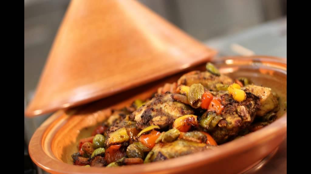 Photo of طاجن الدجاج مع الزيتون الأخضر