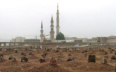Photo of التحذير من بناء المساجد على القبور