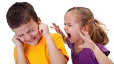 Photo of عنفُ طفلي مع الآخَرينَ يُزعِجُني