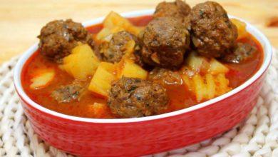 Photo of كفتة مع البطاطا